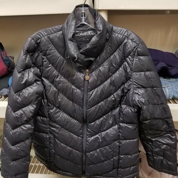 912917e11a5 Calvin Klein Jackets & Blazers - Calvin Klein Down Jacket